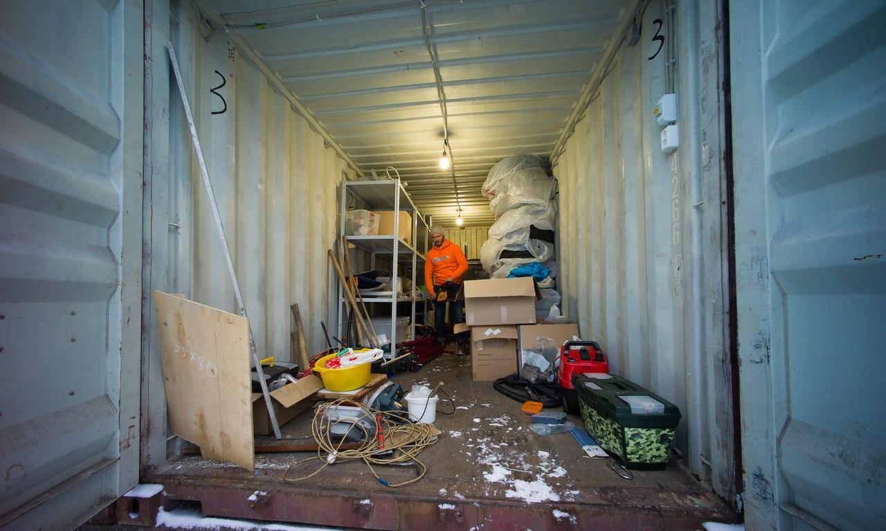 договор аренды контейнера под склад образец